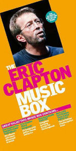 The Eric Clapton Music Box : Music Box S. - Music Sales
