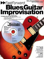 Blues Guitar Improvisation : Riffs, Chords, and Tricks [With CD] - Andy Jones