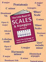 The Little Book of Scales and Arpeggios for Guitar : Kalmus Edition - Music Sales