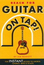 Guitar on Tap! - Joe Bennett