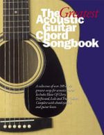 Great Acoustic Guitar Chord Songbook - Music Sales