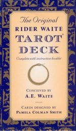 The Original Rider Waite Tarot Deck - Arthur Edward Waite