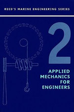 Reeds : Applied Mechanics for Marine Engineering: v. 2 - William Embleton