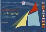 Yachtsman's Ten Language Dictionary : English, French, German, Dutch, Danish, Spanish, Italian, Portuguese, Turkish, Greek - Barbara Webb
