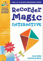 Recorder Magic Interactive - David Moses