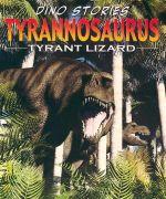 Tyrannosaurus Rex : Tyrant lizard - Rob Shone