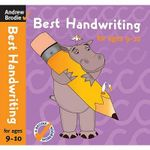 Best Handwriting for Ages 9-10 - Andrew Brodie