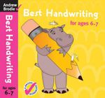 Best Handwriting for Ages 6-7 - Andrew Brodie