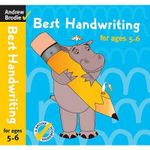 Best Handwriting for Ages 5-6 - Andrew Brodie
