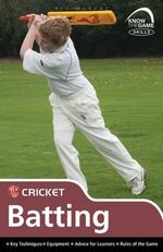 Skills : Cricket - Batting - Luke Sellers