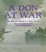 A Don at War : Second Edition - Sir David Hunt
