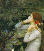 J. W. Waterhouse : Edward Burne-Jones and the Victorian Imagination - Peter Trippi