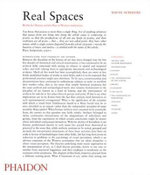 Real Spaces : World Art History and the Rise of Western Modernism - David Summers