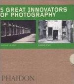 Five Innovators of Photography : Joan Fontcuberta, Lazlo Moholy-Nagy, Boris Mikhailov, Lewis Baltz, Shomei Tomatsu - Noel Bourcier