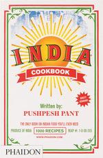India : The Cookbook - Pushpesh Pant