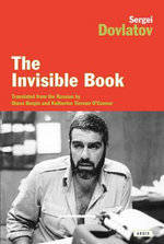 The Invisible Book - Sergei Dovlatov