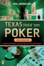 Texas Hold'em Poker : Win Online - Paul Mendelson
