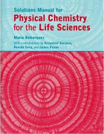 Physical Chemistry for the Life Sciences Solutions Manual - P W Atkins