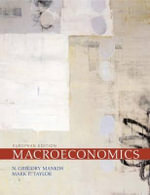 Macroeconomics - N. Gregory Mankiw