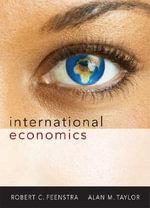 International Economics - University Robert C Feenstra