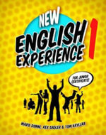 New English Experience: Bk. 1 : For Junior Certificate - Marie Dunne
