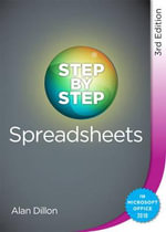 Step by Step Spreadsheets - Alan Dillon
