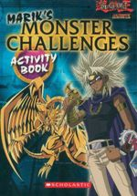 Marik's Monster Challenges : Yu-Gi-Oh! Avtivity Book 3 - Scholastic