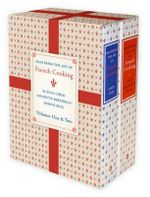 Mastering the Art of French Cooking - 2 x Books in 1 x Slipcased Boxed Set : Volumes 1 and 2 Paperback - Child Julia