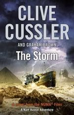 The Storm : NUMA Files Series : Book 10 - Clive Cussler 