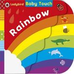 Baby Touch : Rainbow - Ladybird