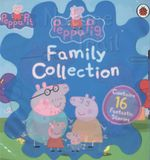 Peppa Pig Family Collection 16 Books Set Peppa Goes Swimming
