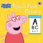 Peppa Pig : Peppa's First Glasses - Ladybird