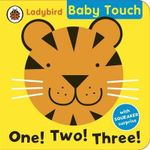 Baby Touch : One! Two! Three! Bath Book - Ladybird