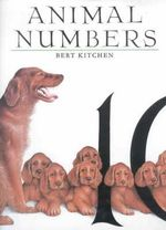Animal Numbers - Bert Kitchen