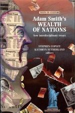 Adam Smith's Wealth of Nations : New Interdisciplinary Essays