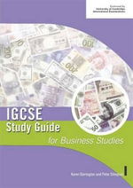 IGCSE Study Guide for Business Studies - Peter Stimpson