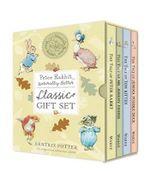Peter Rabbit Classic Gift Set : Naturally Better - Beatrix Potter