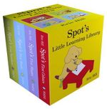 Spot's Little Learning Library : Spot Sound Books - Eric Hill