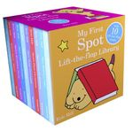My First Spot Lift the Flap Library  : With 10 lift the flap board books - Eric Hill