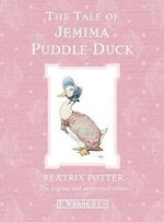 The Tale of Jemima Puddle-Duck : Special Edition - Beatrix Potter