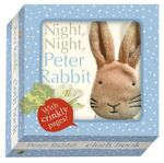 Night Night Peter Rabbit Cloth Book : PR Baby Books   - Beatrix Potter