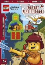 LEGO CITY : Forest Fire Brigade : Activity Book with Minifigure - Ladybird