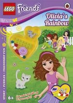 LEGO Friends : Olivia's Rainbow : Activity Book with Minifigure - Ladybird