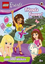 LEGO Friends : Friends Forever Sticker Activity Book - Ladybird