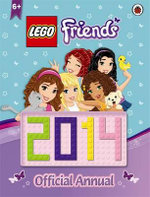 LEGO Friends Official Annual 2014 - Ladybird