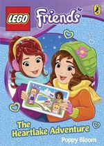 LEGO Friends : The Heartlake Adventure : Lego - Ladybird