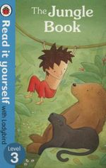The Jungle Book - Read it Yourself with Ladybird : Level 3 - Ladybird