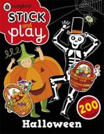 Halloween : a Ladybird Stick and Play Sticker Book - Ladybird