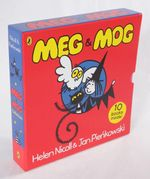 Meg and Mog x10 Storybooks Slipcased set - Helen Nicoll