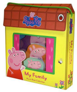 Peppa Pig : My Family - Ladybird